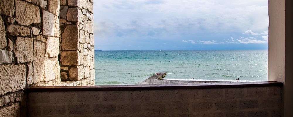 отель с видом на море Сухум