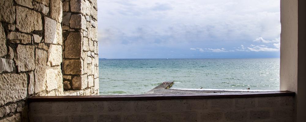 Забронировать номер с видом на море Сухум