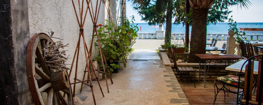 Сухум гостиница
